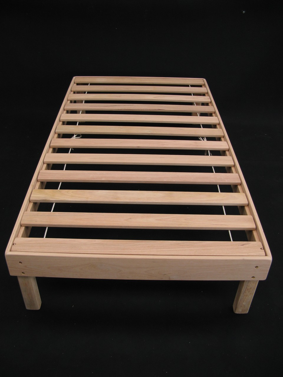 Highline Bed Base Richard Knight Woodworks